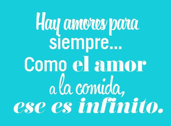 El amor infinito
