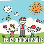 Feliz dia del Padre 2020