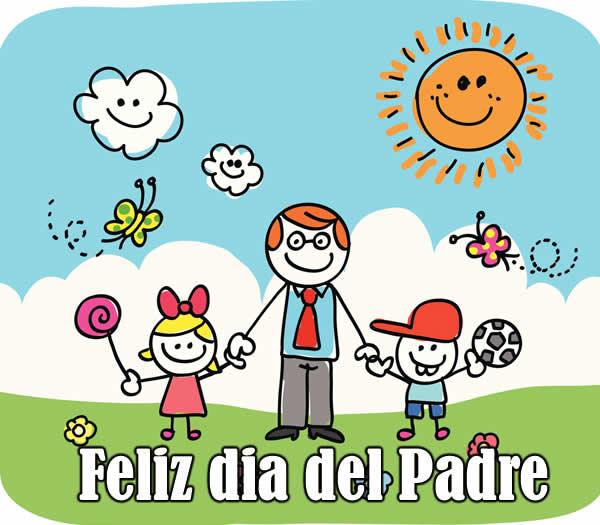 Feliz dia del Padre 2015