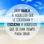 Escuchar a Dios