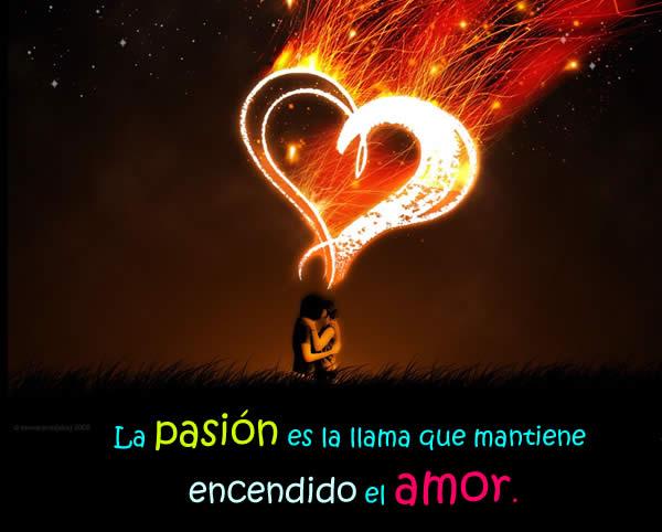 Pasion de amor