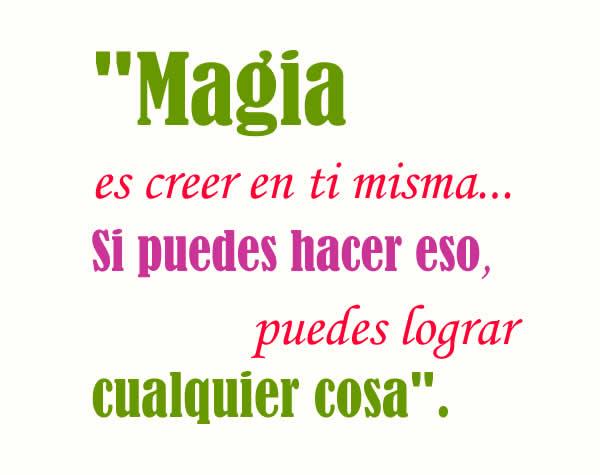 ¿Que es la magia?