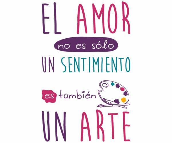 El arte y el amor
