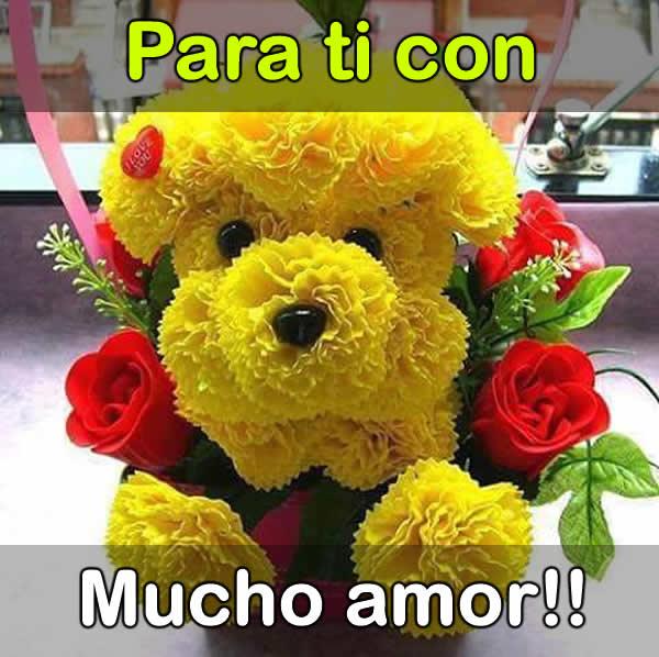 Con mucho amor