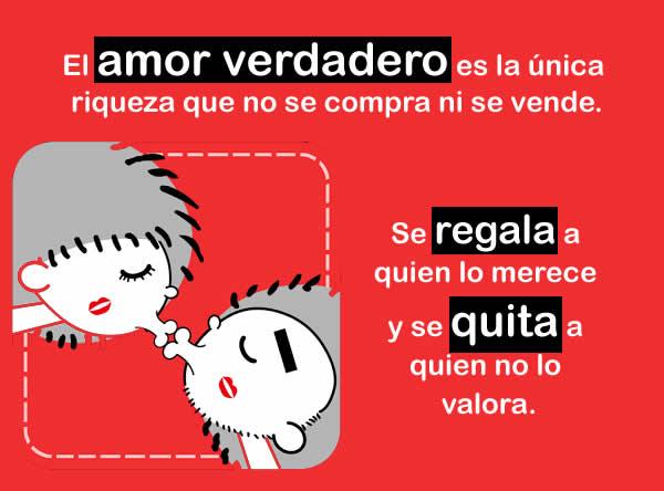 El valor del amor