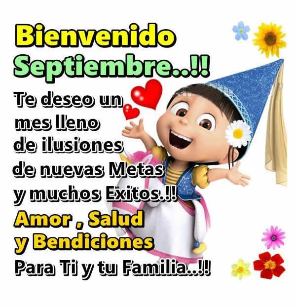 Frases del mes de septiembre
