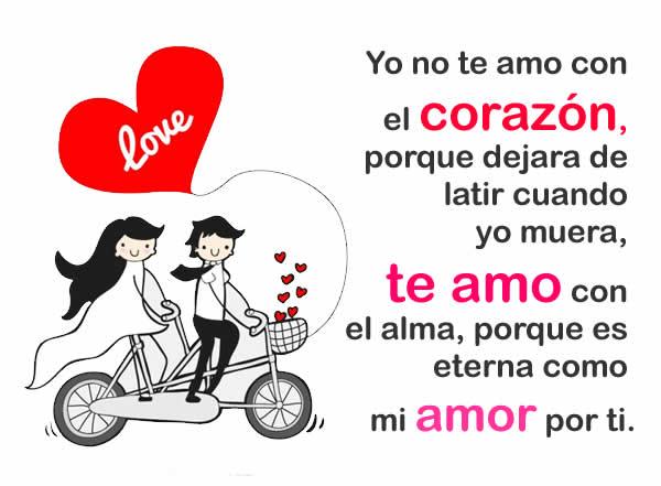 Te amo con el corazon