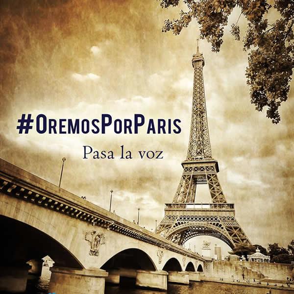 Rezar por Paris