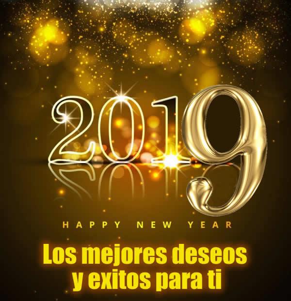 Imagenes de año nuevo 2019 con frases para reflexionar