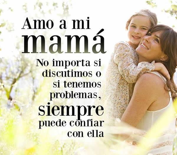 Palabras bonitas para dedicar a mi Mamá