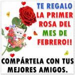 Frases Lindas: Rosas rojas para San Valentin 2021