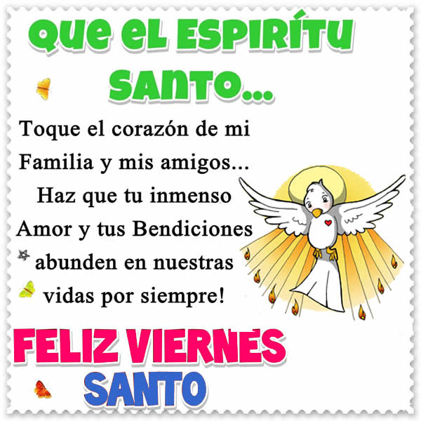 Imagenes de espiritu santo