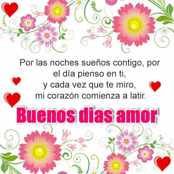 Frases de corazones enamorados