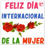 Feliz dia internacional de la mujer 2021
