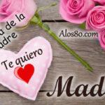 Feliz dia de la madre para todas con amor 2020