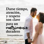 Frases de Matrimonio: Como tener un matrimonio duradero