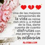 Amor Mensajes: Sensaciones de la vida frases