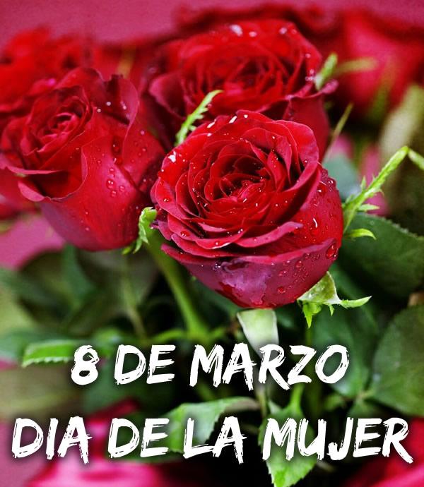 Dia de la Mujer: 8 de Marzo