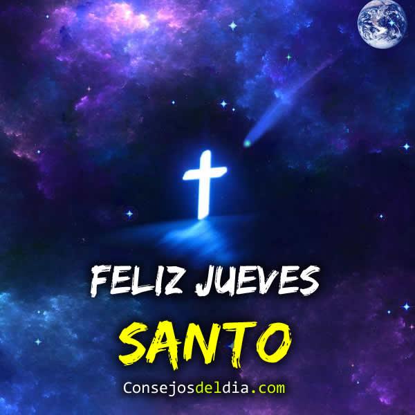 Jueves Santo Frases bonitas