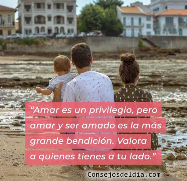 Amar es un privilegio