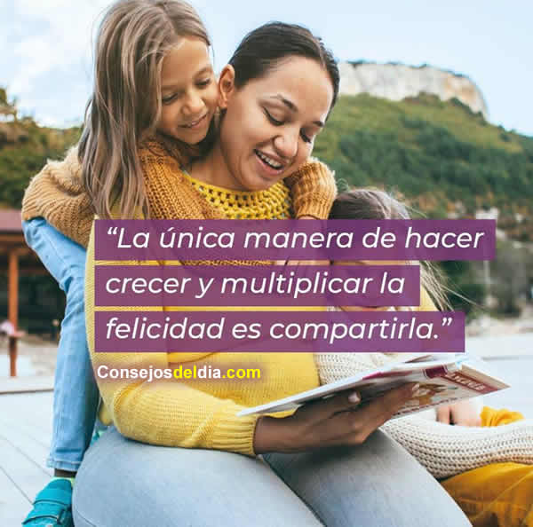 Frases de Como ser Feliz