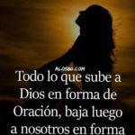 Frases de oracion a Dios Letra