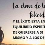 Imagenes bonitas con Frases: La Clave de la Felicidad