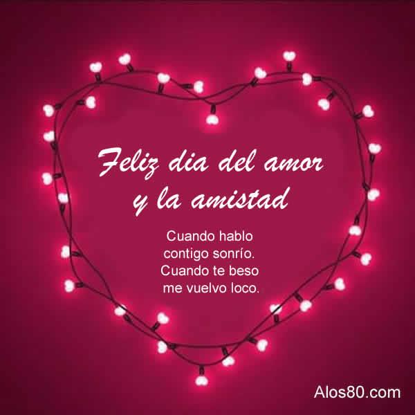 Frases bonitas de amor: Feliz dia de los enamorados