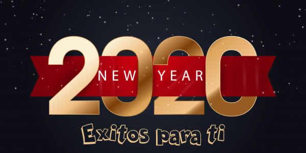 Fotos con Frases lindas de Año Nuevo 2020
