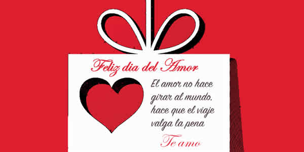 Feliz dia del amor y la amistad con imagenes