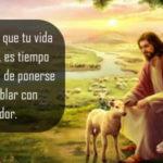 Frases con imagenes de Jesus tu salvador