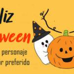 Mensajes de Halloween con fotos divertidas