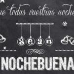 Feliz Noche Buena con Imagenes con Frases bonitas