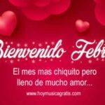 Fotos del mes de Febrero con Frases