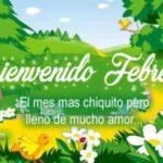 Mensajes bonitos para comenzar el mes de Febrero
