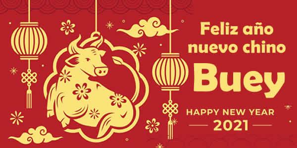 año del bufalo