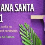 Frases cristianas: Feliz Domingo de Ramos 2021