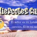 Semana Santa: Feliz Miercoles Santo con imagenes