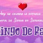 Domingo de Ramos 2021 con frases de semana santa