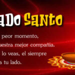 Sabado Santo con frases de semana santa