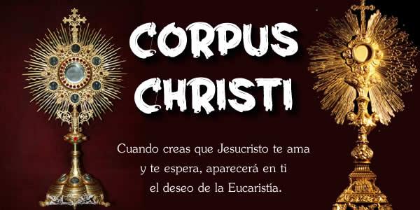 imagenes corpus christi