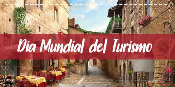 feliz dia del turismo